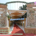 Royal Entrance Decoration For Wedding