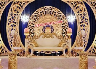 Royal Reception Stage Panels Germany