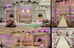 Royal Touch Wedding Event Mandap Fiji