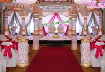 Royal Wedding King Mandap Germany