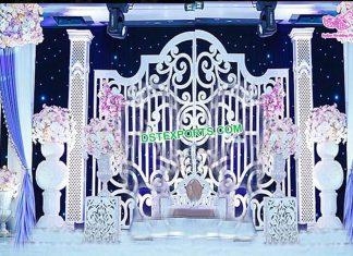 Royal Wedding Reception Stage Sydney