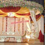 Srilankan Wedding Peacock Mandap Hemburg