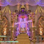 Tamilian Wedding Stage Back Frames Durban