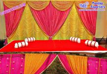 Affordable Wedding Backdrop Curtains