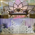 Affordable Wedding Event Metal Backdrops