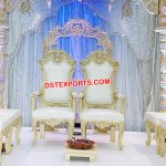 Affordable Wedding Vidhi Mandap Chairs