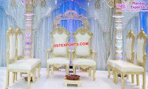 Affordable Wedding Vidhi Mandap Chairs