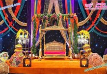 Great Mehndi Event Decoration Props