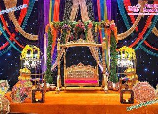 Great Mehndi Event Decoration Props