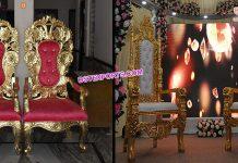 Modern Bridegroom Wedding Chairs For Sale