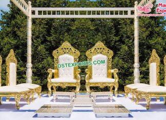 Modern Indian Wedding Designer Vidhi Chairs