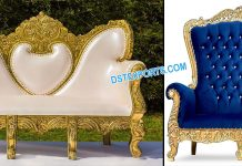 Modern Wedding Designer Love Seaters