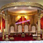 Royal Wedding Vidhi Mandap Decoration