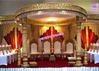 Royal Wedding Vidhi Mandap Decoration