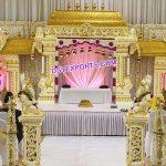 Manavarai Srilankan Wedding Decoration Mandap