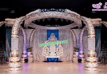 Trending Indian Wedding Tusk Mandap