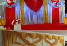 Wedding Backdrop Curtains For Sale