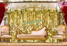 Wholesale Wrought Iron Gate Wedding Stage