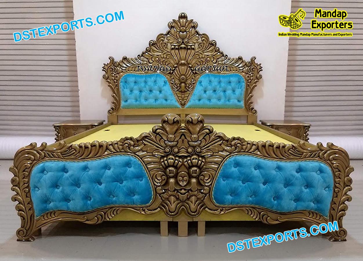 Best Quality Maharaja Royal Double Bed Mandap Exporters