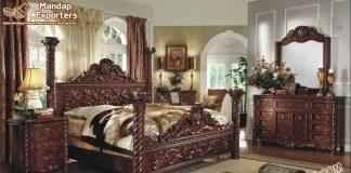 Modern King Size Bedroom Furniture Set