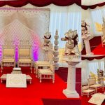 Sankheda Wedding Wooden Mandap Chairs At Low Price