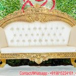 Royal Design Wedding King Throne Sofa