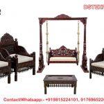 Maharaja Style Furniture Set for Livingroom