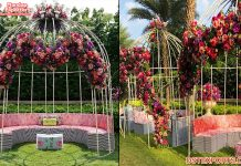 New Arrival Wedding Metal Arch Backdrop
