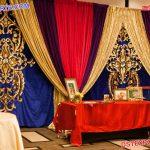Unique Punjabi Wedding Mehendi Backdrops