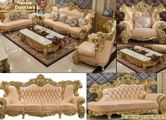 Royal King Sofa Set For Living Room