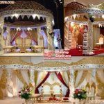 White Crystal Wedding Chuppah/Mandap