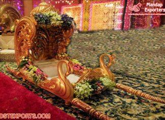 Imperial Wedding Entrance Bridal Doli