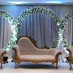 Modern Wedding Reception Stage Sofa Set