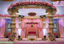 Newly Designed Fiber Devdas Wedding Mandap