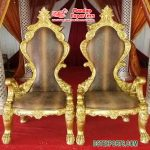 French Style Wedding Bride & Groom Chairs