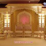 Rajwada Wedding Sankheda Vidhi Mandap Chairs