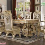 Buy Wooden Handcrafted Dining Table & Chairs
