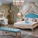 European Modern Style Bedroom Furniture Set
