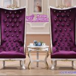 Stylish High Back Lounge Chairs For Living Room