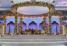 Trending Maharani Wedding Ceremony Mandap