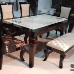 Modernistic Ultra Gloss Dining Room Furniture