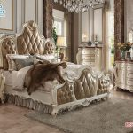 Perfect White Polished Bedroom Furniture