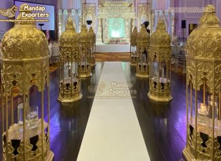 Buy Moroccan Lamps for Wedding Decoration