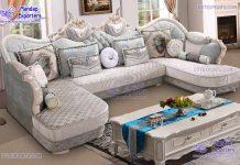 European Style U Shape Corner Sofa