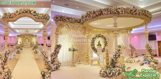 Hindu Ceremony Mandaps for Weddings UK
