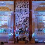 Imperial White Window Style Wedding Frames
