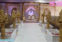 Mandap Decoration For Indian & Asian Wedding