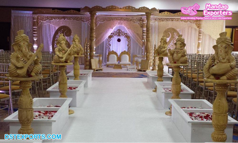 Mandap Decoration For Indian & Asian Wedding