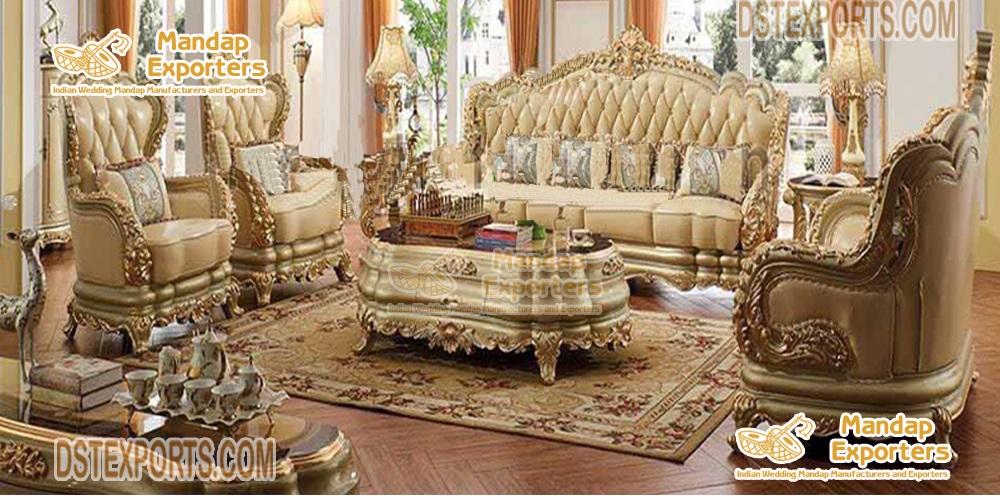 Modern & Classic European Sofa Set