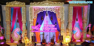 Moroccan Mehndi Stage Props & Decoration